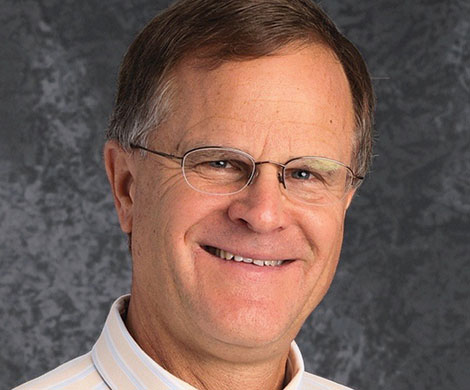 Portrait of Neighborhood Christian School Principal Mr. Rick Vidmar