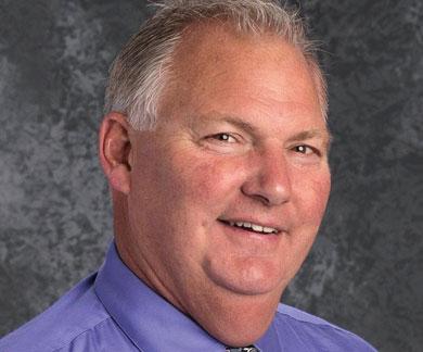 Portrait of Neighborhood Christian School Administrative Associate Mr. Bryan Walls