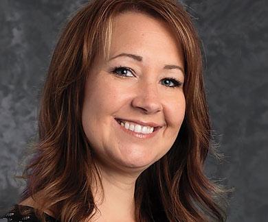 Portrait of Neighborhood Christian School teacher Mrs. Jené Owens