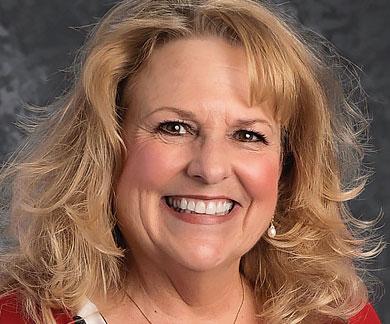 Portrait of Neighborhood Christian School teacher Mrs. Sheila Dybdahl