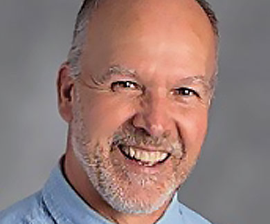 Portrait of Neighborhood Christian School teacher Mr. Tom Lanning